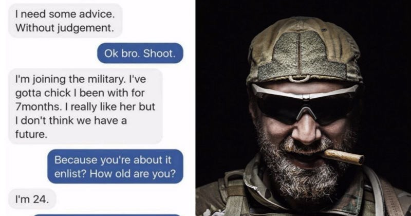 FAIL cringe Awkward conversation soldiers army texting - 3161605