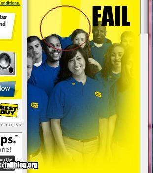 ads best buy cropping failboat g rated photoshopping