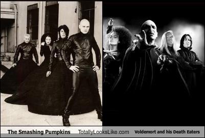 band Harry Potter Lord Voldemort Music smashing pumpkins - 3165060096