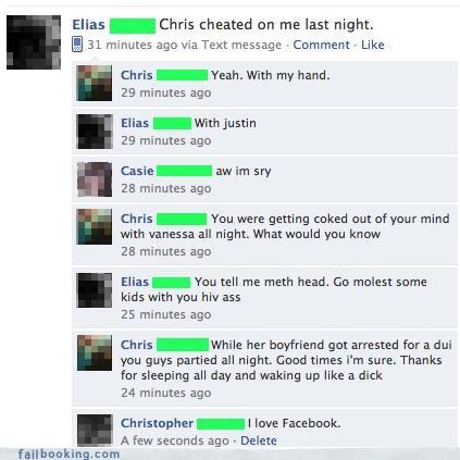 fights romance