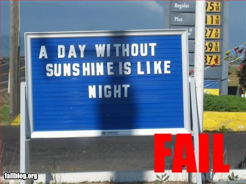 daytime failboat g rated lights marquee night obvious signs - 3165324032