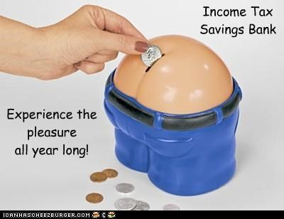 Income Tax Savings Bank Experience the pleasure all year long!