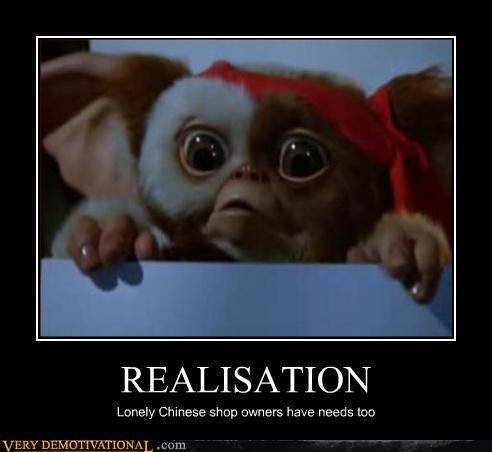 gremlins scared mogwai Movie - 3168212736