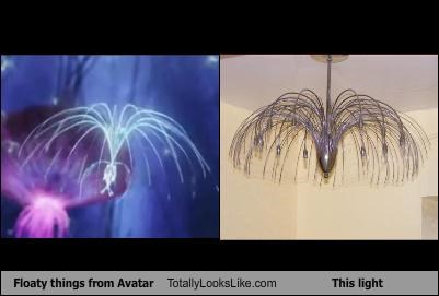 Avatar chandelier light movies