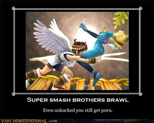 hilarious Icarus Super Smash Brothers Brawl zelda - 3169743616