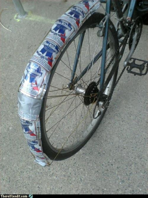 aluminum can beer bicycle recycling-is-good-right - 3170160128