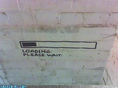 brick wall computer humor narnia - 3170700544