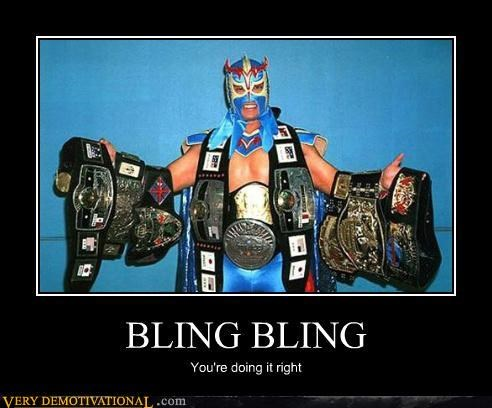 wrestler belts Bling - 3171801088