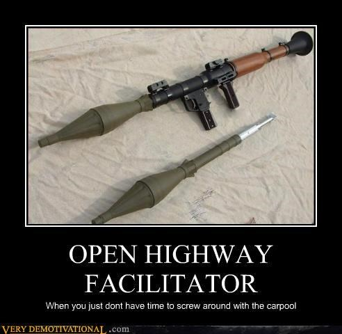 Grand Theft Auto open highway Pure Awesome rocket launchers - 3173138432