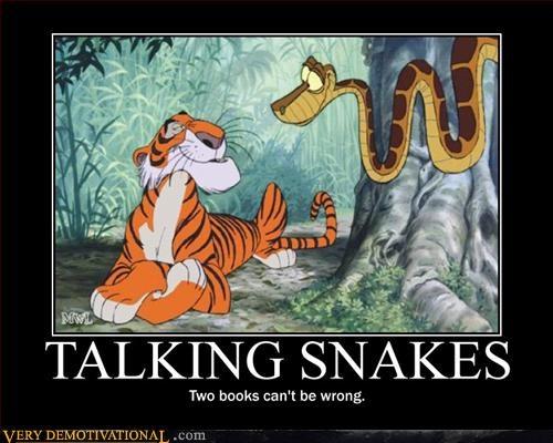real,tiger,snake