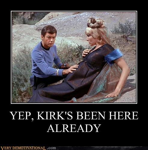Captain Kirk bones Star Trek - 3176260864