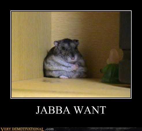 fat jabba the hutt animals mouse