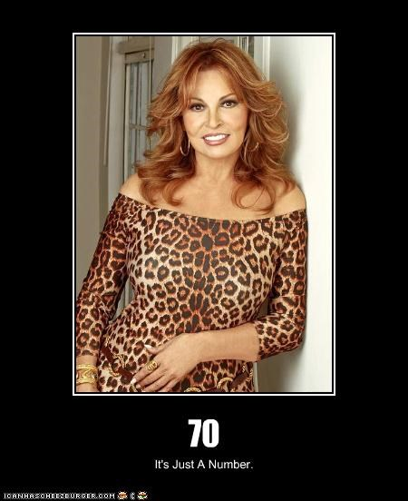 age old people looking hot raquel welch