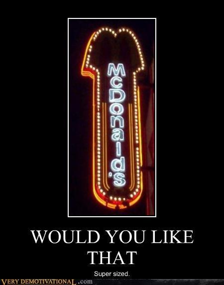 wtf McDonald's no no tubes - 3179334400