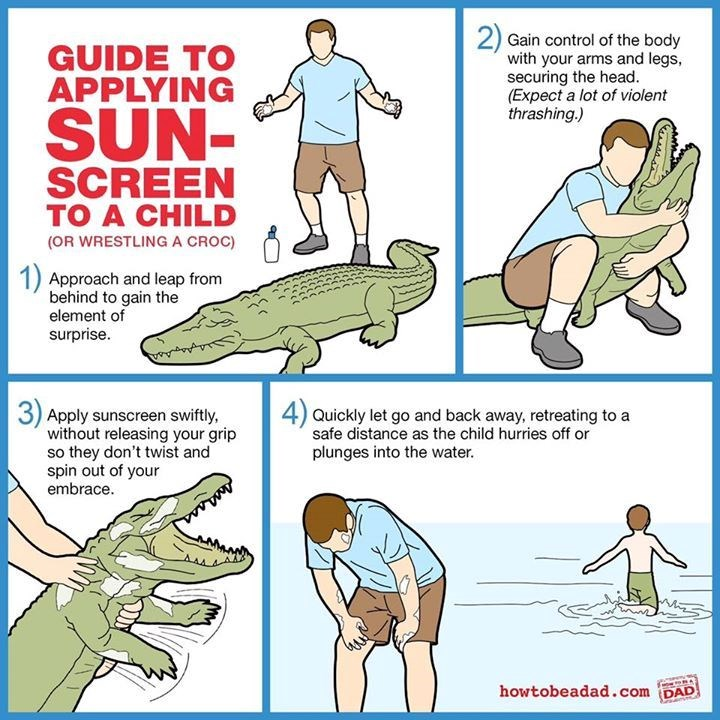 funny parenting guides