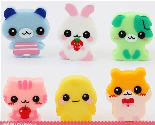 animal Faces On Stuff handy Office rainbow - 3185319424