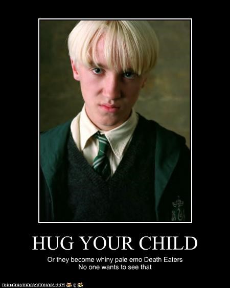 draco malfoy,emo,Harry Potter,sci fi,tom felton