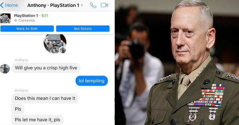 military conversation high five texting video games funny - 3189253