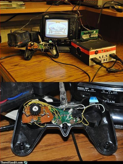retro video game win wiring - 3191212800