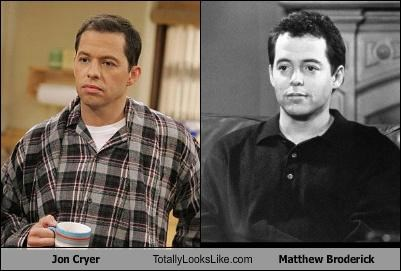 actor jon cryer matthew broderick TV