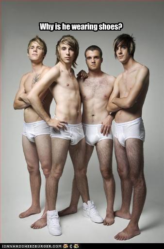 bands underwear - 3191622656