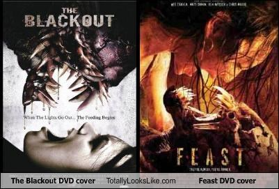 covers,DVD,feast,horror,movies,the blackout