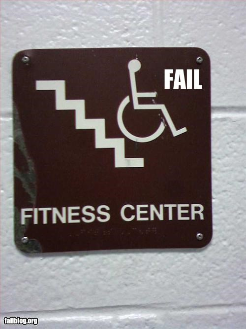 g rated handicap signs stairs wheelchair access - 3196021504