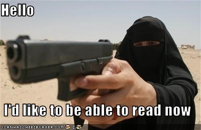 burqa guns muslims read