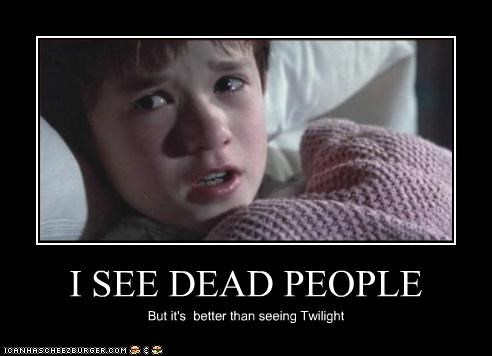dead,haley joel osment,the sixth sense,twilight