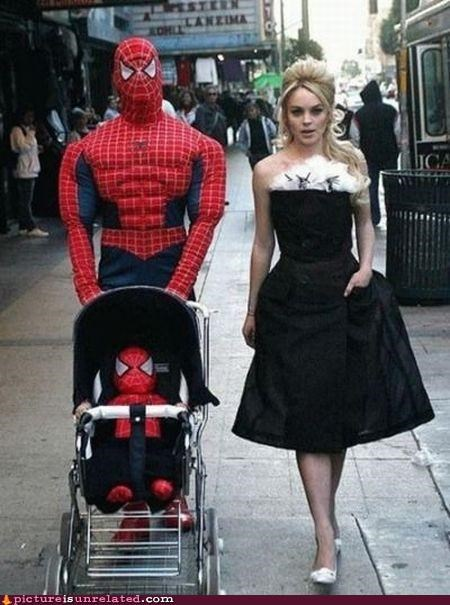 adultery,pregnancy,Spider-Man,wtf