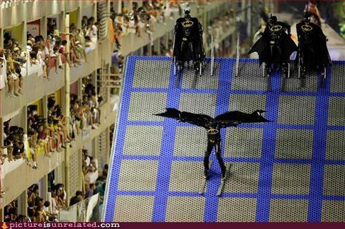 batman batmen malls skiing wtf - 3202390272
