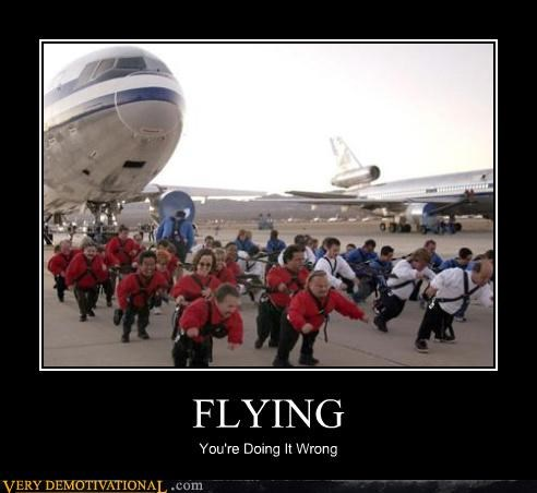747 flying midgets Pure Awesome Sad slavery You are doing it wrong - 3203522048