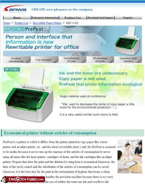 company computer g rated ink paper pleasure printer sheet toner
