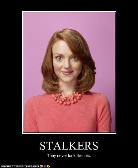 glee jayma mays stalkers TV - 3204186880