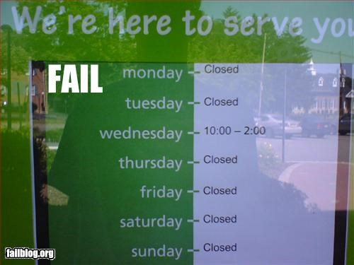 closed customer service g rated signs - 3204407040