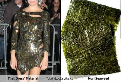 actress dress seaweed sienna miller torn