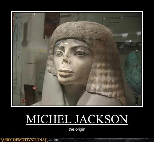 MICHEL JACKSON the origin