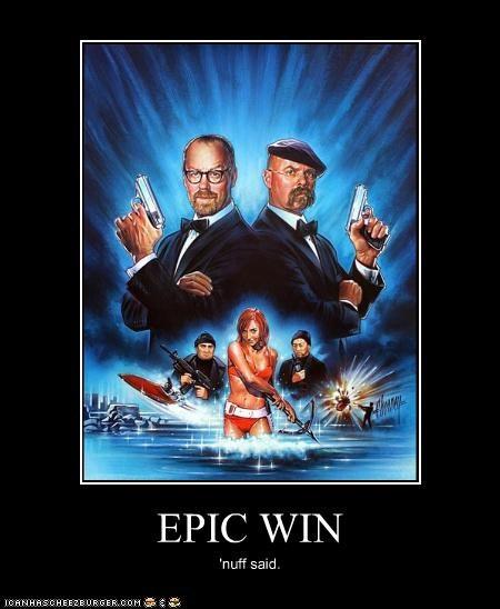 EPIC WIN 'nuff said.