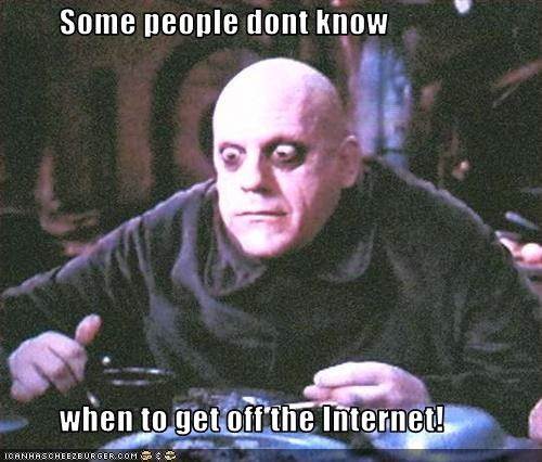 christopher lloyd internet the addams family uncle fester - 3210290688