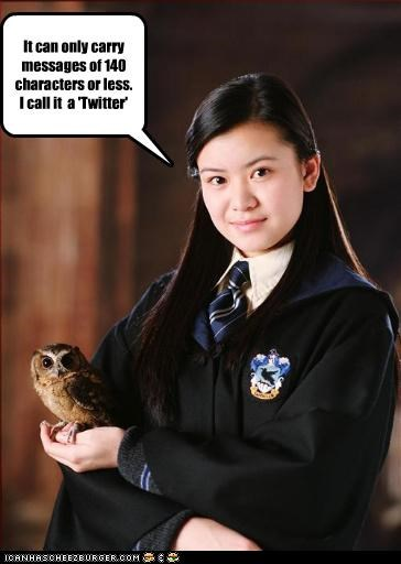 captain morgan,cho chang,Daniel Radcliffe,Gary Oldman,Harry Potter,katie leung,package post,sci fi,sirius black,twitter,wizards