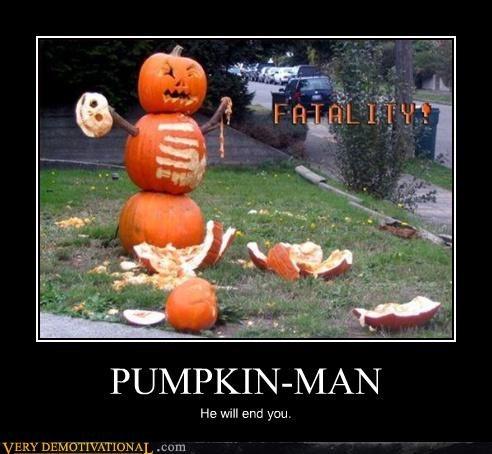 wtf pumpkins fatality - 3211230464