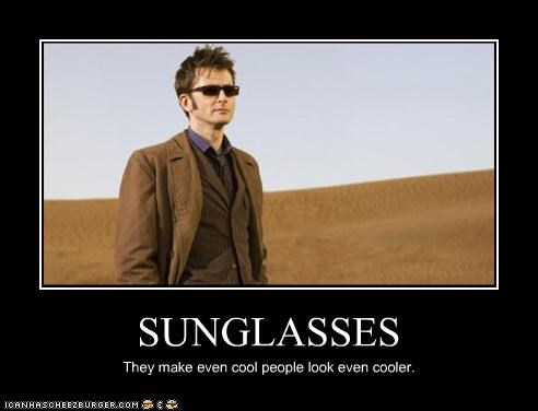 British David Tennant doctor who sci fi sunglasses TV - 3211271680