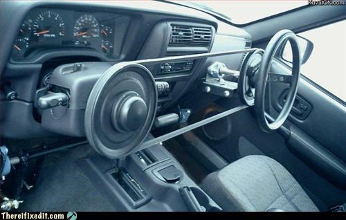 car mod post office Professional At Work steering wheel - 3215767040