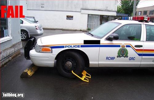 Police Fail