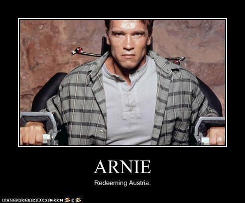 ARNIE Redeeming Austria.