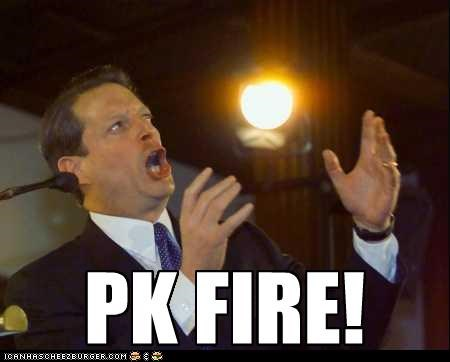 PK FIRE! - Cheezburger - Funny Memes | Funny Pictures