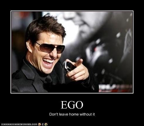 EGO Don't leave home without it