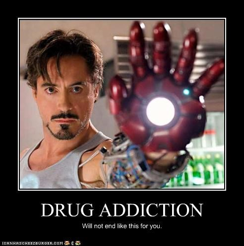 DRUG ADDICTION Will not end like this for you.