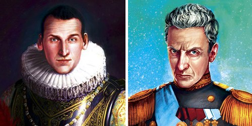 art doctor who history the doctor - 322565