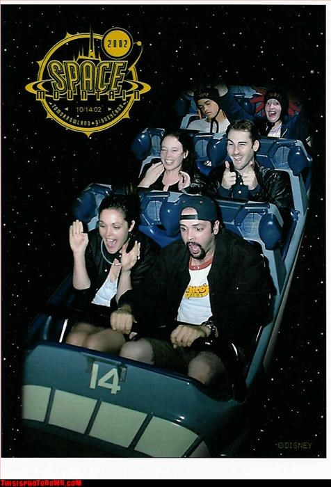 Perfect Timing right on space Space Mountain - 3227770368